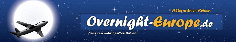 Overnight-Europe Logo